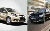 Honda Mobilio, Renault Lodgy