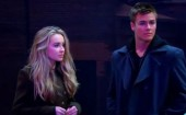 Lucas and Maya in 'Girl Meets World'