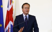 David Cameron calls for European cooperation on security