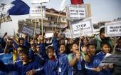 India trade blockade