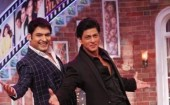 Shah Rukh Khan and Kapil Sharma on 'Comedy Nights With Kapil'