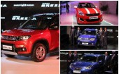 Maruti Suzuki Vitara Brezza, Ignis, Baleno RS: A look at Maruti's offering at Auto Expo 2016 [PHOTOS]