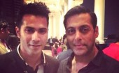 Salman Khan and Varun Dhawan