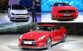 Performance cars unveiled at Auto Expo 2016