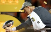 Super Bowl 50: Peyton Manning talks of his future after Broncos win