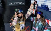 Watch 15-year-old Chloe Kim make snowboarding history