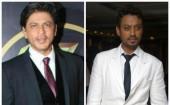 Irrfan Khan, Shah Rukh Khan face off at Filmfare Awards