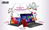 Valentine's Day (2016): Asus offers gifts and cash vouchers on Zenfone Laser, ZenPad, ZenBook