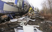 Germany train crash: 8 dead and 100 injured as trains collide in Bad Aibling