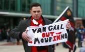 Mourinho Van Gaal Manchester United