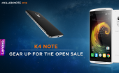 Lenovo K4 Note will be available without registrations starting February 15 along with a new Pearl White variant