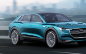 Audi unveils car of the future that comes to you and offers a calming massage