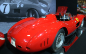 Exceptional 1957 racing Ferrari could reach record price at auction