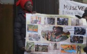 Uganda elections 2016: Opposition against Museveni grows as Ugandan exiles protest in London