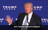 Donald Trump says he will sue the women who accused him of groping them