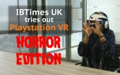 Virtual reality terror: Watch IBTimes UK try PlayStation VR horror games for Halloween