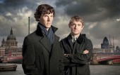 Sherlock: 360° video of London filming locations