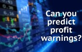 Can you predict profit warnings?