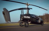 Up, up and away! World's first commercial flying car goes on sale