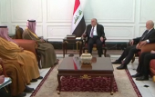 Saudi Foreign Minister Adel al-Jubeir makes landmark visit to Iraq