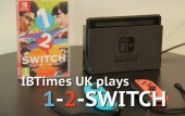 IBTimes UK plays 1-2-Switch on Nintendo Switch