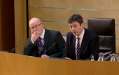 Scottish Parliament suspend debate on independence following Westminster attack