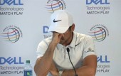 Emotional Jason Day reveals mum's cancer battle as he withdraws from the WGC-Match Play