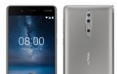 Nokia 8 silver variant