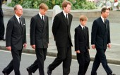 Princess Diana death funeral