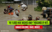 Bihar flood: 119 dead, nearly one crore lives affected