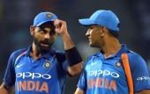 VIrat Kohli, MS Dhoni, India vs Australia