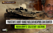 Indian Army's 'Cold Start' doctrine