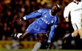 George Weah in the running to become president of Liberia