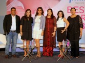 Photos of Bollywood actress Lara Dutta unveils Best for Baby YouTube Channel.