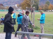 Bairavaa song shoot: Ilayathalapathy Vijay and Keerthy Suresh in Switzerland.