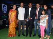 Photos of Former Sri Lankan cricket player Sanath Jayasuriya launches Book On Cricket 'A Tall Order' by Kapil Pathare.