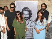 There are some moments that are said to go down in history.  National award winning actor, Arjun Rampal's special screening of his upcoming biopic on Arun Gawli that he hosted for the family and friends of Gawli is one such moment that is sure to create history. Aptly titled as Daddy, the riveting teaser has first been shown to the inner circle of Daddy before being unveiled to the world via social media.