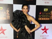 Photos of Bollywood actress Deepika Padukone at Star Screen Awards.