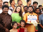 Tamil movie Agalya launch event held at Chennai. Celebs like Sonia Agarwal, TP Gajendran, Shijinlal, Jk Ritheesh, Shibin Sha and others graced the event.