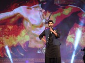 South Indian actor Rana Daggubati spotted suring the event.