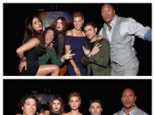 Celebs like Dwayne Johnson, Priyanka Chopra and other Baywatch team members at CinemaCon.