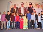 Pictures of Salam Zindagi trailer launch.