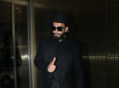 """Ranveer Singh was injured on the head while shooting the climax of """"Padmavati"""" here, a source close to the actor said, adding that he sought medical aid and returned to shoot soon after."""