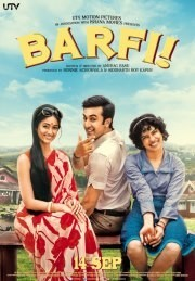 """Barfi' movie poster"