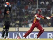 Darren Sammy West Indies Kamran Akmal Pakistan