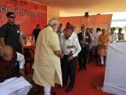 PM with ex-servicemen