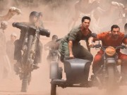 Varun Dhawan, John Abraham first look from 'Dishoom'