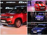 Maruti Suzuki Vitara Brezza, Ignis, Baleno RS: A look at Maruti's offering at Auto Expo 2016 [PHOTOS]
