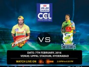 Celebrity Cricket League 6