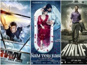 Ghayal Once Again, Sanam Teri Kasam, Airlift